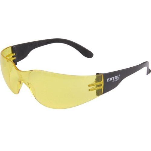CRAFT2 sárga lencsés védőszemüveg