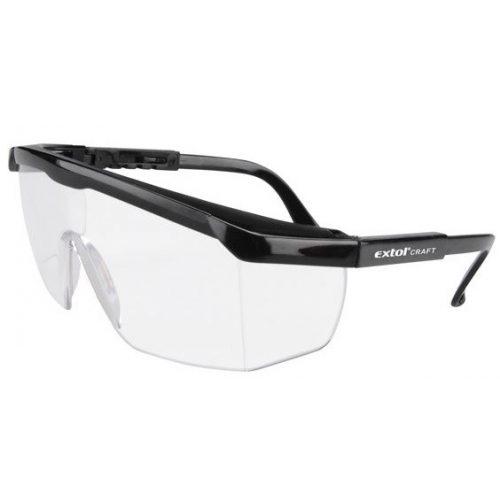CRAFT4 állítható szárú víztiszta védőszemüveg