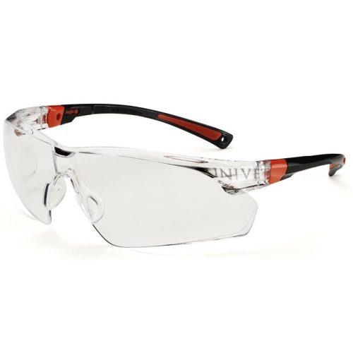 UNIVET  506UP átlátszó munkavédelmi szemüveg