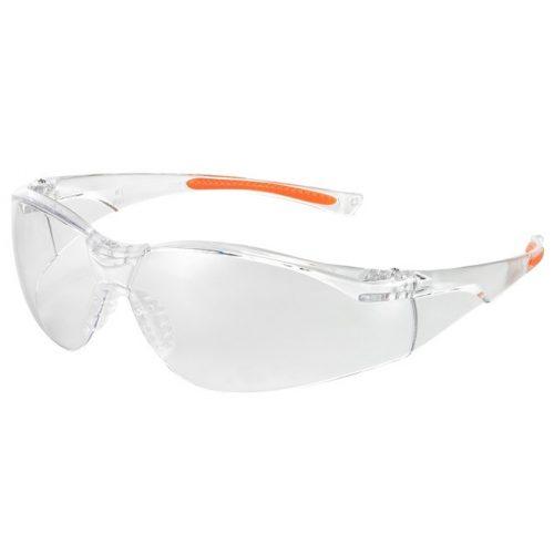 UNIVET 513 átlátszó munkavédelmi szemüveg