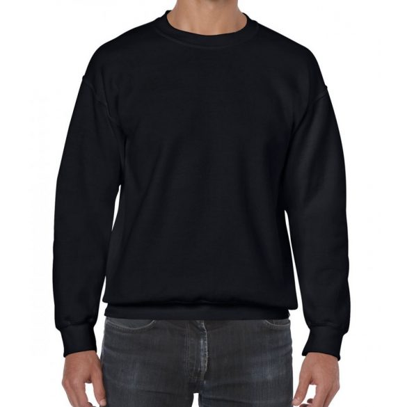 GI18000 HEAVY BLEND™ fekete pulóver