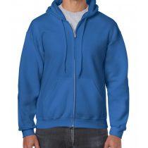 GI18600 HEAVY BLEND™ Royal kék kapucnis pulóver