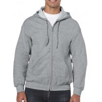 GI18600 HEAVY BLEND™ Sport Grey kapucnis pulóver