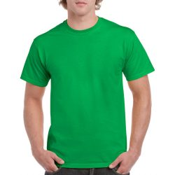 GI5000 HEAVY COTTON™ Irish Green zöld póló