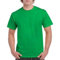 GI5000 HEAVY COTTON™ Irish Green zöld póló