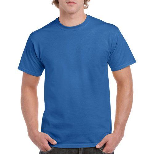 GI5000 HEAVY COTTON™ Royal kék póló