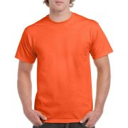 GI5000 HEAVY COTTON™ Safety Orange láthatósági póló