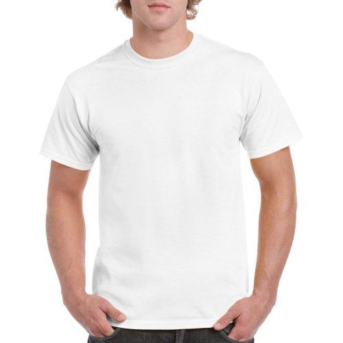 GI5000 HEAVY COTTON™ fehér póló