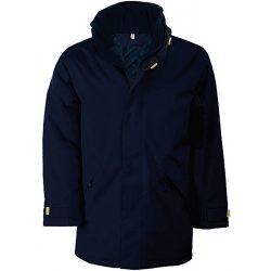 Bélelt kabát KA677 NAVY XL