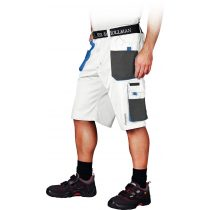 Foreman fehér rövidnadrág L