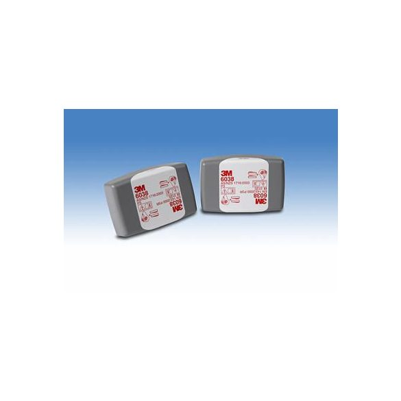 3M 6038 P3 Szűrőbetét