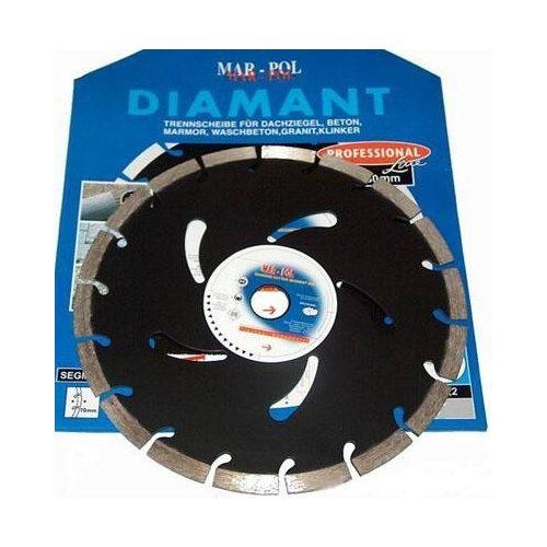 MAR-POL Gyémánt vágókorong 300mm