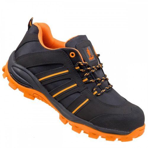 Urgent munkavédelmi cipő Runner S1 kék narancs