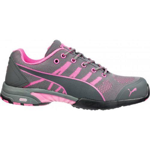 Puma Celerity Knit Pink Wns S1 HRO SRC női védőcipő 39
