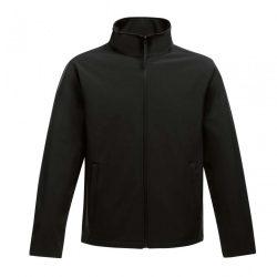 REGATTA BLACK SOFTSHELL kabát