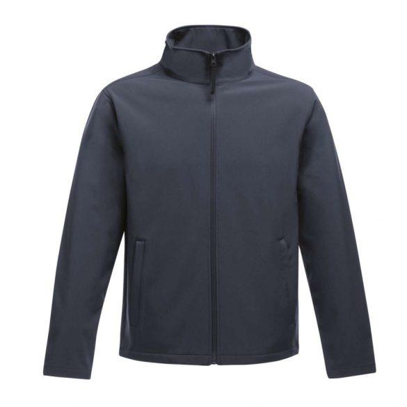 REGATTA NAVY SOFTSHELL kabát