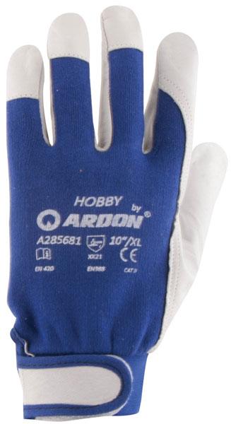 Sofőrkesztyű ARDON Hobby kézhát
